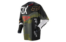 Fox 360 Machina jersey gris/noir